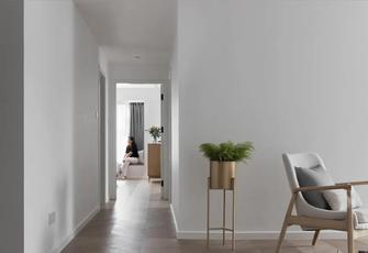 10-15万110平米三室两厅现代简约风格走廊图