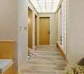 5-10万100平米三现代简约风格走廊图片