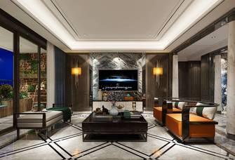 10-15万130平米三室两厅英伦风格客厅装修案例