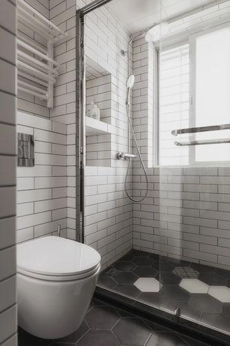 豪华型70平米一室一厅北欧风格卫生间欣赏图