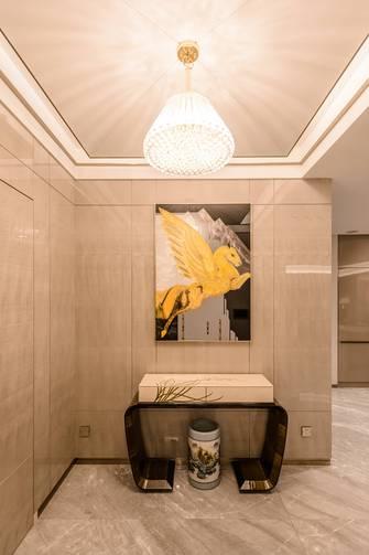 140平米四室三厅轻奢风格走廊效果图