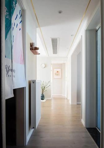 经济型80平米北欧风格走廊图片