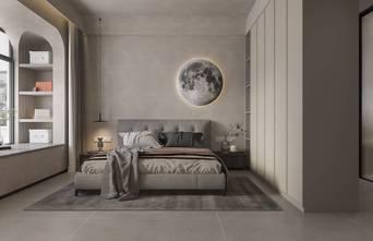 20万以上140平米四室两厅现代简约风格卧室图