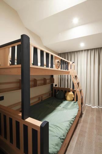 120平米三室两厅现代简约风格青少年房效果图
