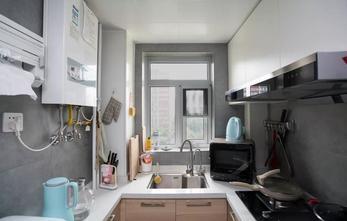经济型30平米小户型北欧风格厨房设计图