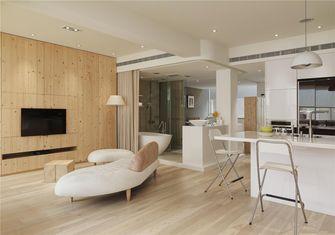 富裕型70平米公寓北欧风格餐厅装修图片大全