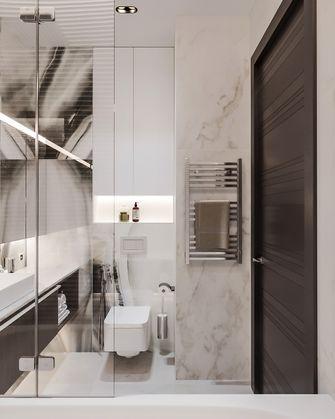 豪华型130平米三室一厅轻奢风格卫生间效果图