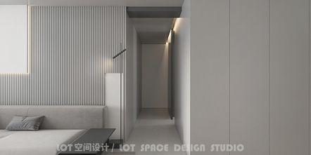 3万以下100平米现代简约风格玄关图