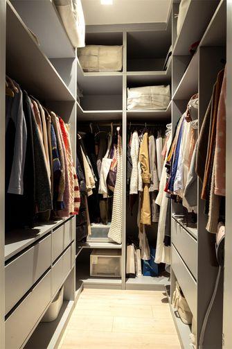 70平米一室一厅现代简约风格衣帽间欣赏图
