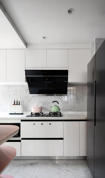 100平米法式风格厨房设计图