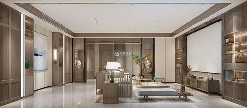 富裕型140平米复式中式风格客厅图片