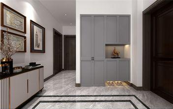 15-20万140平米别墅美式风格玄关效果图