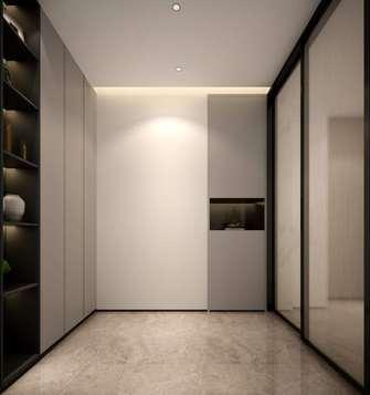 富裕型120平米三室两厅现代简约风格储藏室装修案例
