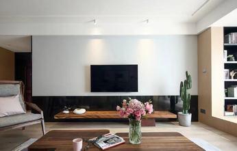 经济型90平米北欧风格客厅图片