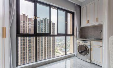 经济型100平米三室两厅轻奢风格阳光房设计图