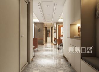 豪华型140平米四室三厅混搭风格玄关图片大全
