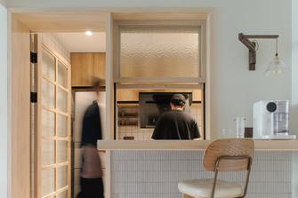 20万以上40平米小户型日式风格厨房装修案例