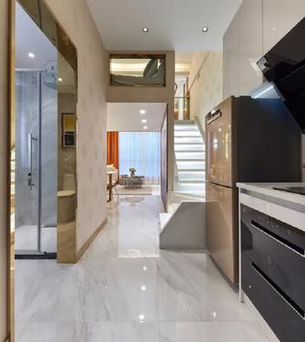 5-10万30平米小户型轻奢风格玄关设计图
