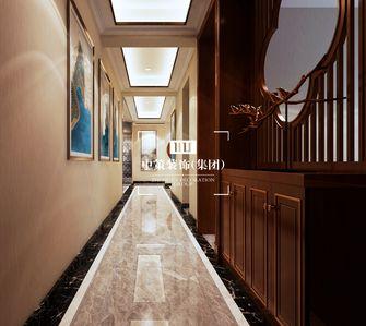130平米三中式风格走廊欣赏图