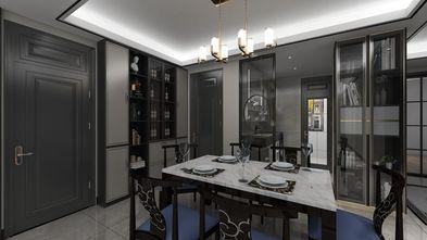 20万以上120平米四室四厅中式风格餐厅装修案例