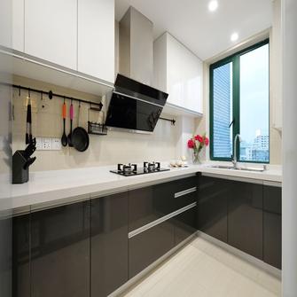 20万以上120平米三室两厅欧式风格厨房图