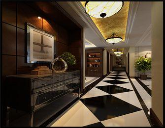 富裕型90平米混搭风格走廊装修图片大全