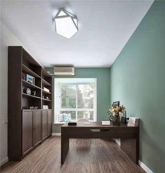 豪华型90平米混搭风格书房设计图