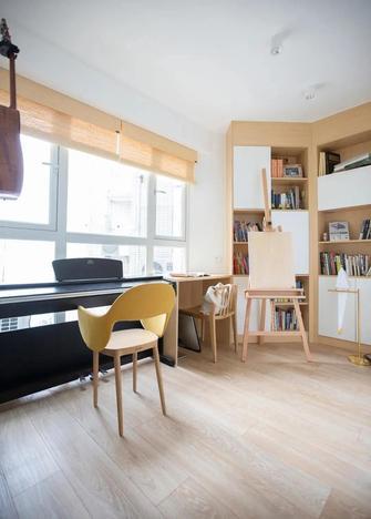 经济型90平米现代简约风格书房装修案例
