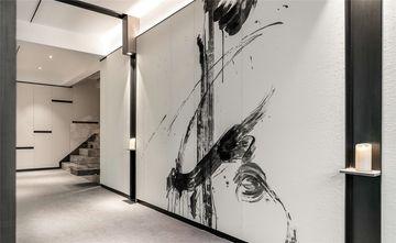 140平米三中式风格楼梯间图