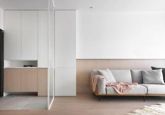 15-20万100平米三室两厅日式风格客厅装修效果图