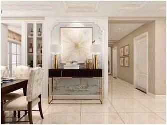 10-15万100平米三室一厅美式风格走廊装修效果图