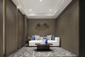 豪华型140平米复式混搭风格影音室装修图片大全
