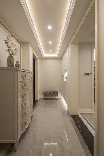 豪华型140平米四室三厅现代简约风格走廊设计图