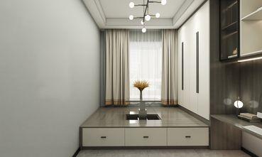 5-10万130平米三室两厅现代简约风格阳光房图
