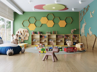 富裕型80平米三室两厅北欧风格其他区域图