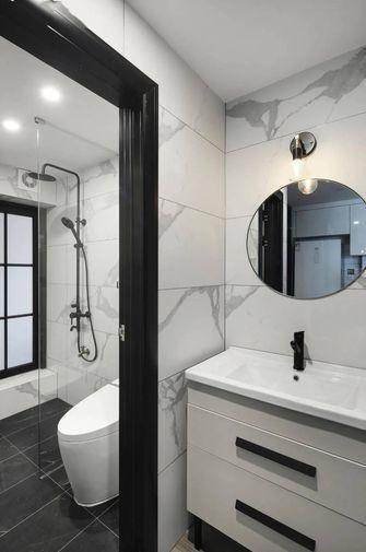 经济型50平米小户型现代简约风格卫生间装修效果图