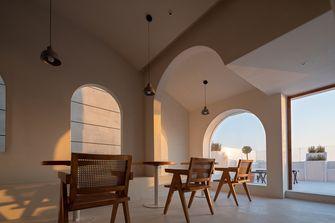 20万以上140平米公装风格客厅装修案例