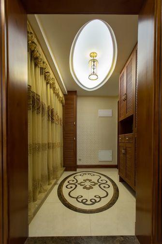 20万以上110平米三室两厅欧式风格玄关设计图