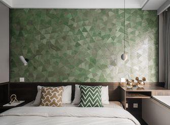 富裕型100平米三室一厅北欧风格卧室装修效果图