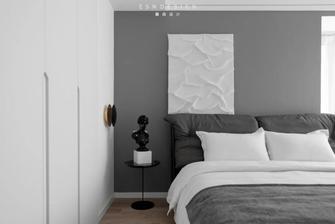 豪华型100平米三室两厅现代简约风格卧室图