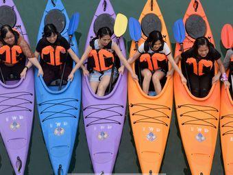 领航员水上运动基地·皮划艇·桨板
