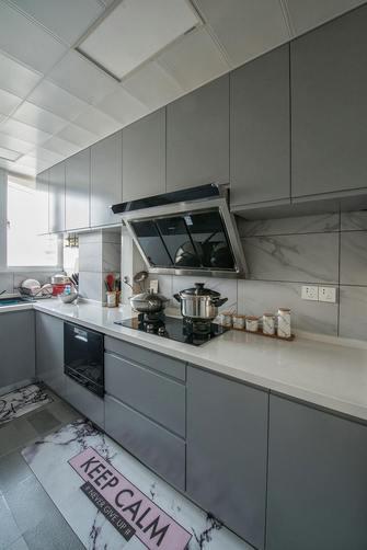 10-15万120平米三室两厅北欧风格厨房效果图