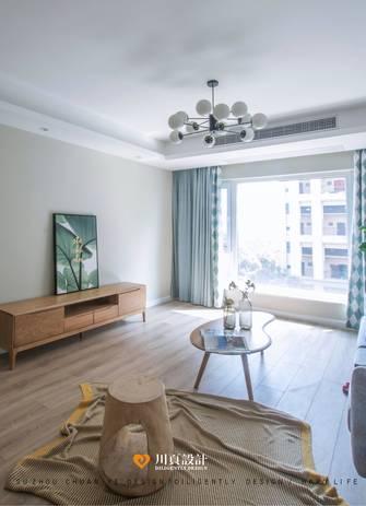 豪华型140平米四北欧风格客厅图