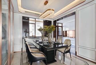 20万以上140平米四室两厅中式风格餐厅装修案例