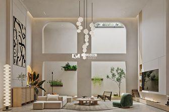 20万以上140平米别墅现代简约风格客厅效果图