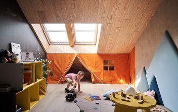 3-5万140平米现代简约风格阳光房效果图