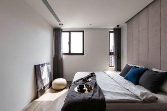 5-10万100平米三室两厅北欧风格卧室图片大全
