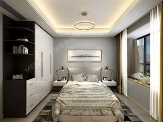 现代简约风格卧室图片大全