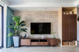 10-15万110平米复式北欧风格客厅装修案例