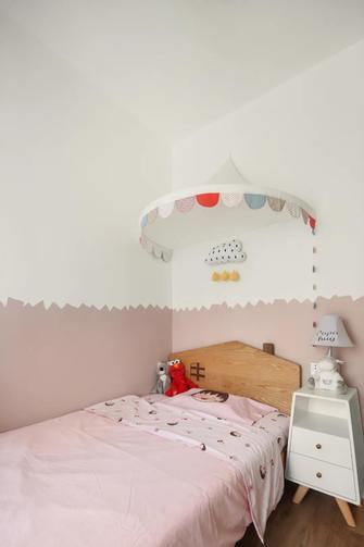 5-10万80平米三室两厅日式风格青少年房图
